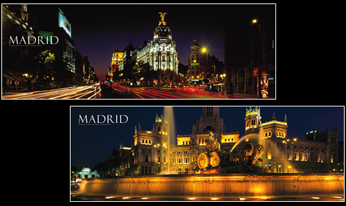 Posters Madrid